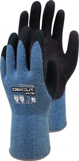Schnittschutzhandschuh Winter WG780 DEXCUT Cut 5