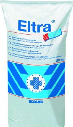 Eltra Waschmittel 20kg Desinfektionsvollwaschmittel bei 60°C