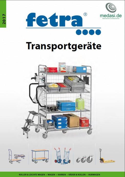 fetra-Transportgeräte-Katalog 2017 per Download