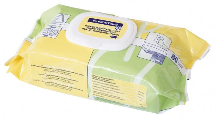 Bacillol® AF Tissues  Flowpack (80 Tücher)