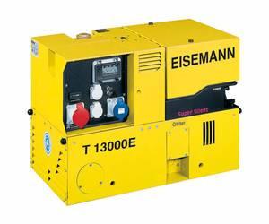 T13000E Stromerzeuger, schallgedämmt 13 kVA