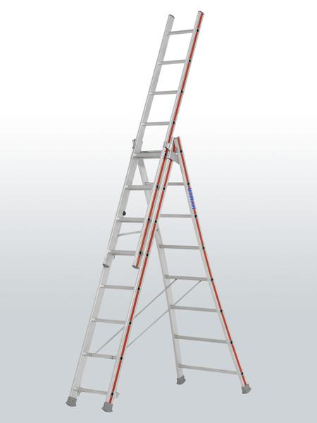 Freistehende Leitern