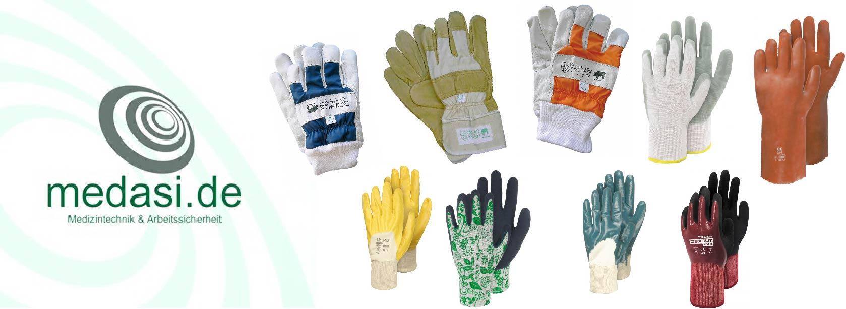Chemiekalienschutz Handschuhe