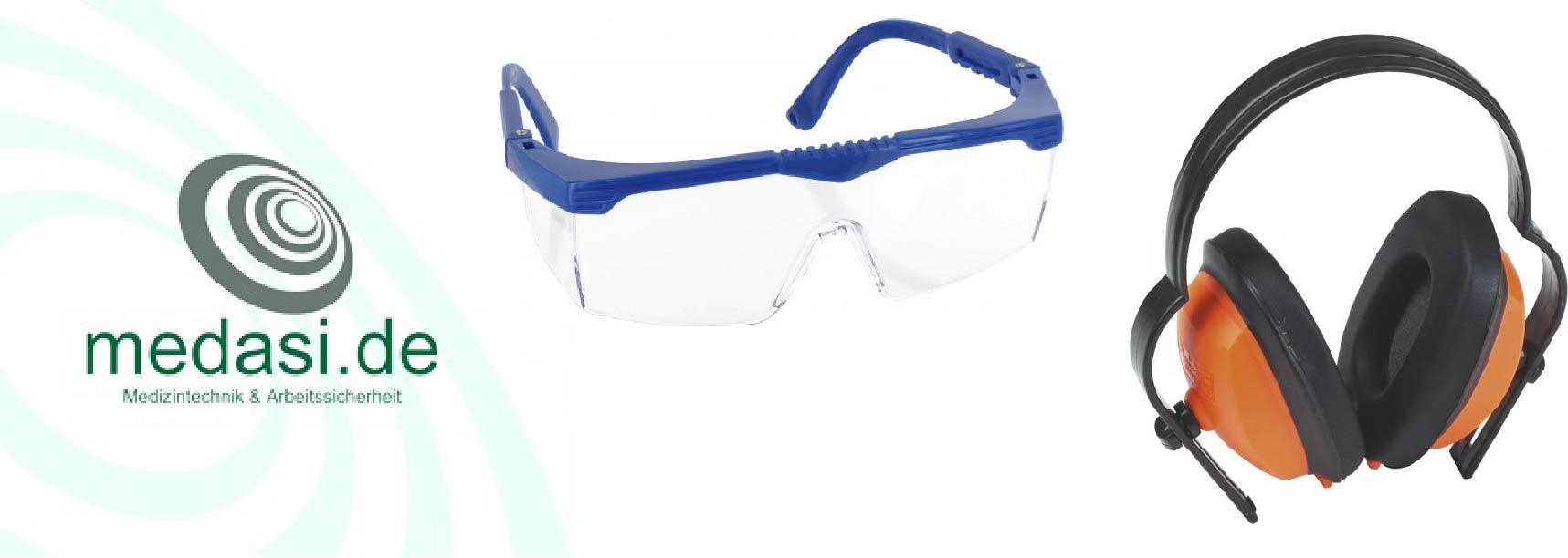 Augen- & Gehörschutz
