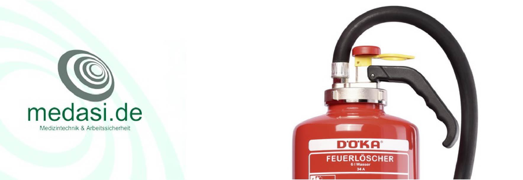 Fettbrandfeuerlöscher bis 6 Liter