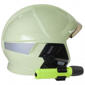 Helmhalterung Dönges für Gallet-Helme mit Schiene